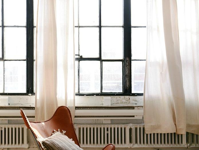habillage fenetre tendance affordable chambre ado with habillage fenetre tendance top. Black Bedroom Furniture Sets. Home Design Ideas