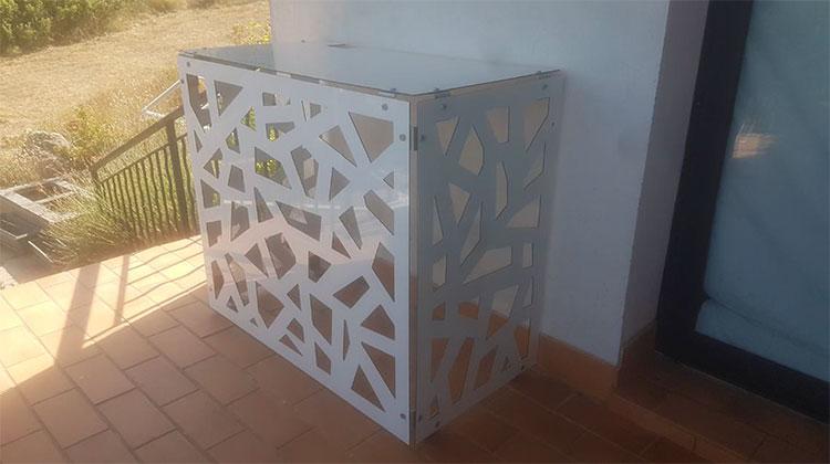 air conditioner aluminium
